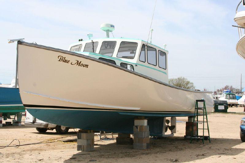 36' Northern Bay Lobster Boat - Sportfish