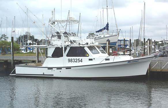 35' JC Casco Bay Sportfish