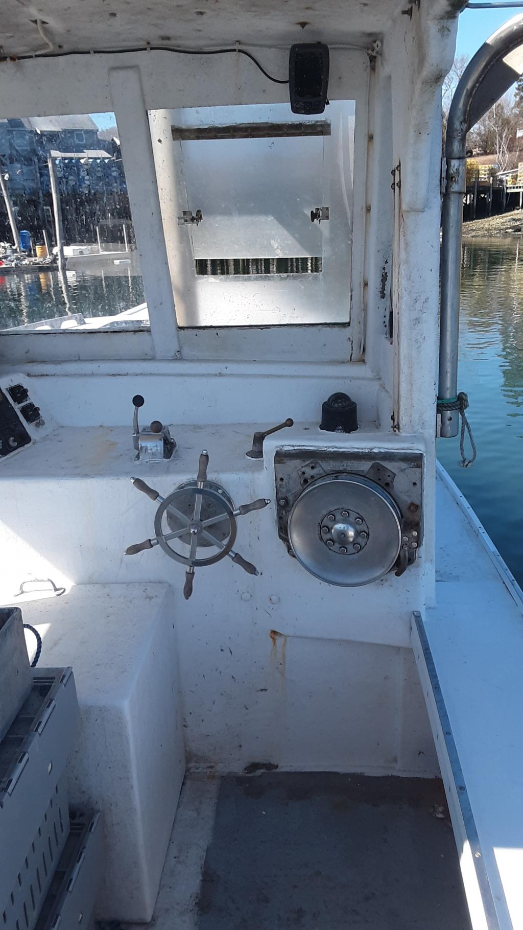 30' Repco Lobster Boat For Sale