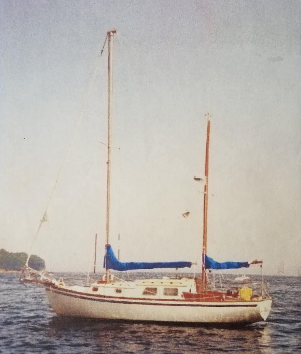 31' Mariner Ketch 1971 For Sale