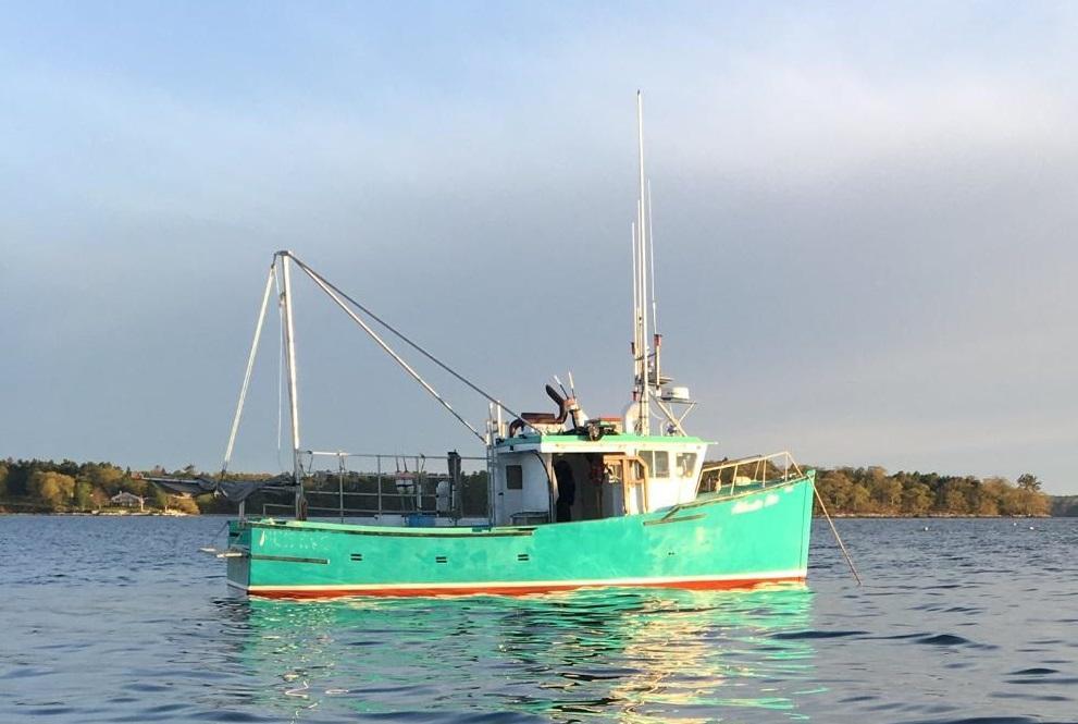 42' Atkinson Novi Lobster Boat For Sale