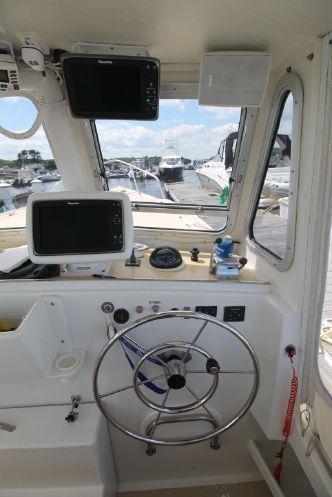 30' South Shore Downeast  Lobster Tuna Sportfish Cruiser For Sale