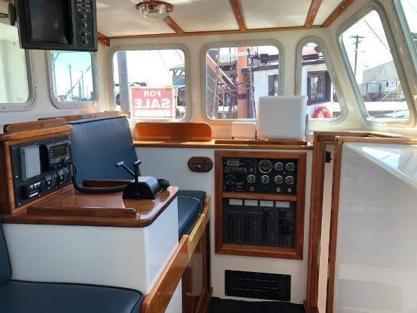 40' Young Brothers Lobster Boat For Sale