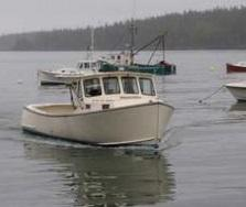 38' Northern Bay Lobster Boat For Sale