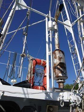 57' Master Shrimp Boat For Sale