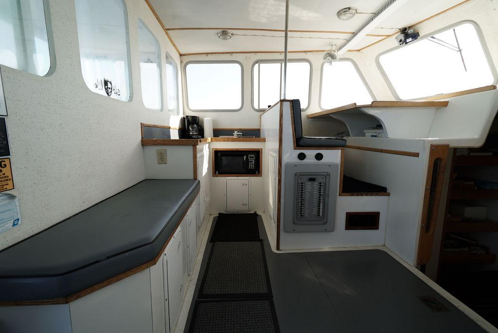 50' Dixon Offshore Lobster Boat For Sale