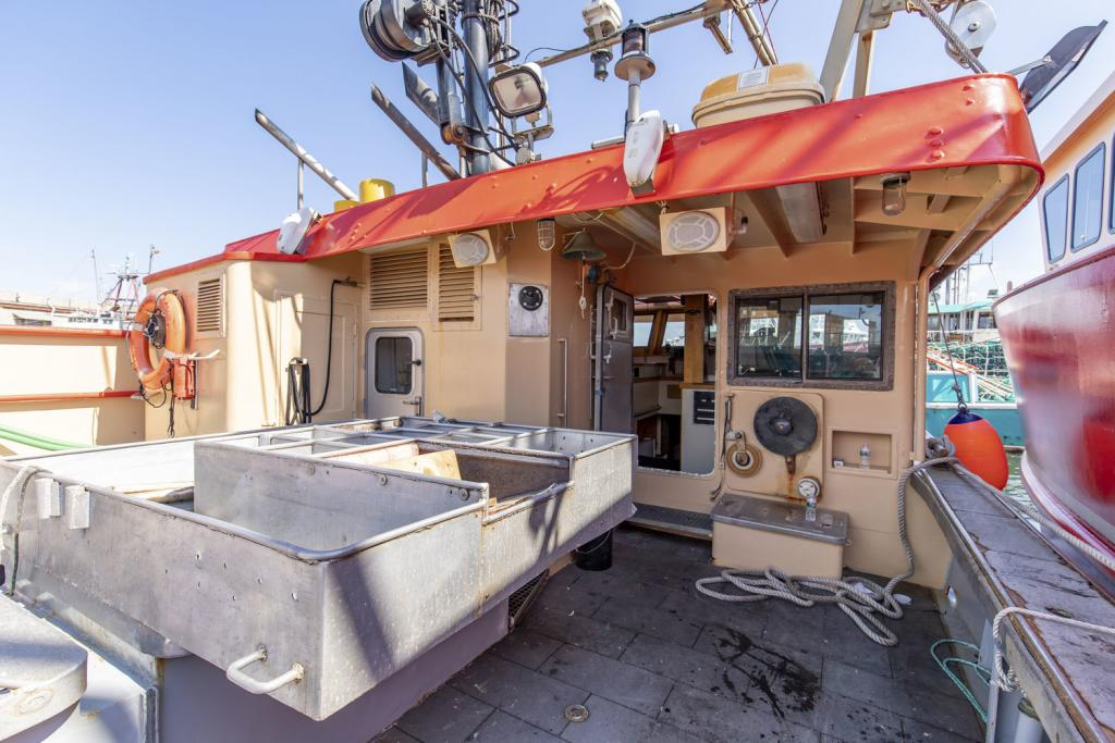 74' Offshore Lobster Boat For Sale