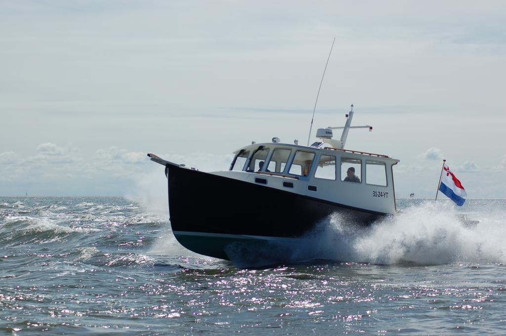 38' Northern Bay - New Hull and Tops - Lobster or Downeast Style Boats