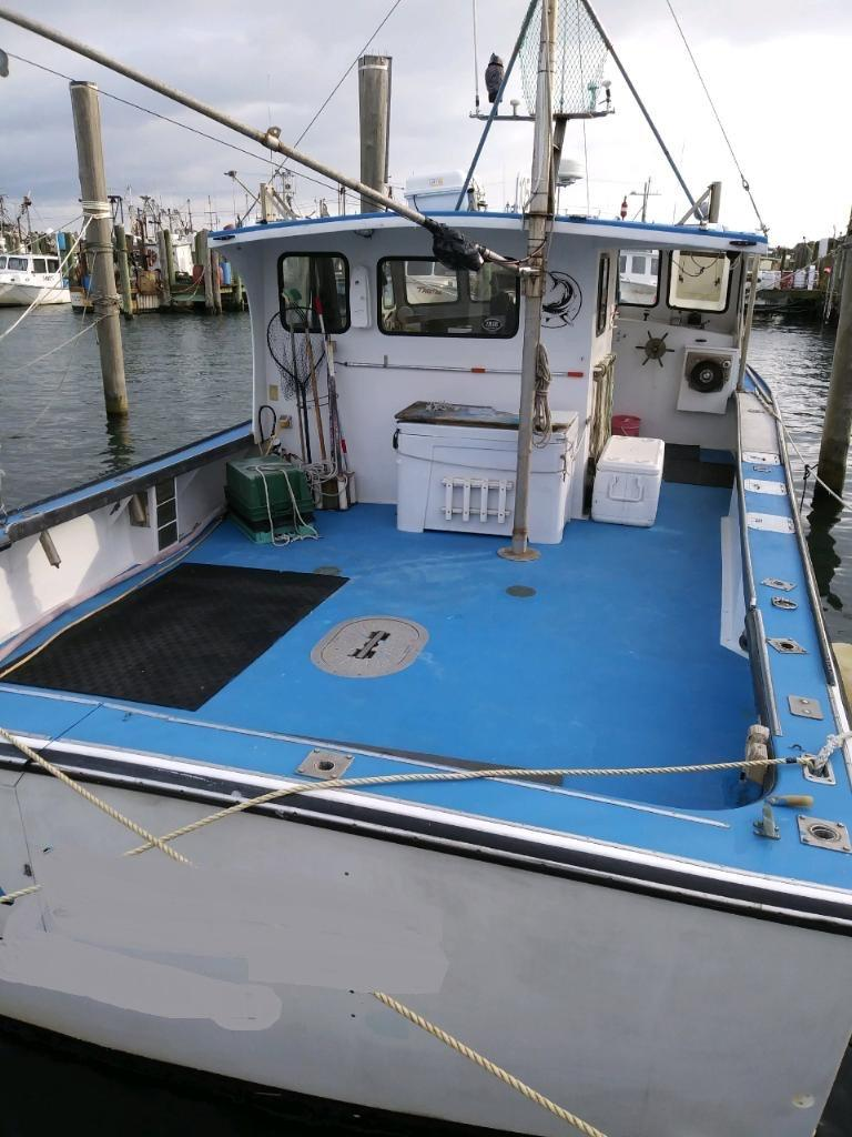42' H&H Lobster Boat For Sale