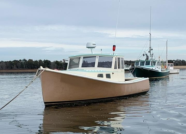 32' Holland Lobster Boat 2014 For Sale