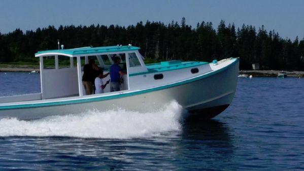 37' Bunker and Ellis Lobster Yacht For Sale