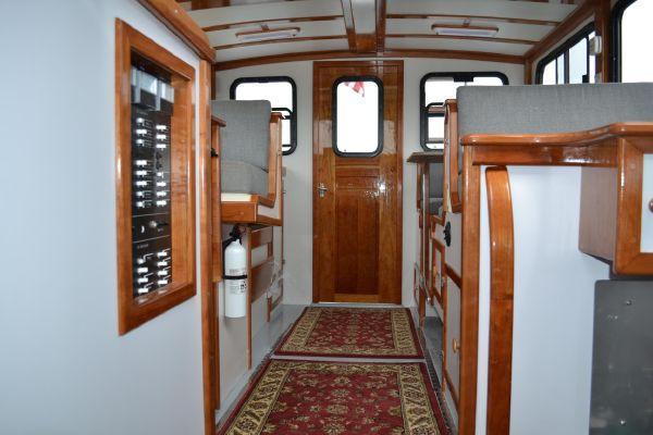 34' Robert Rich Downeast Cruiser 2017 For Sale