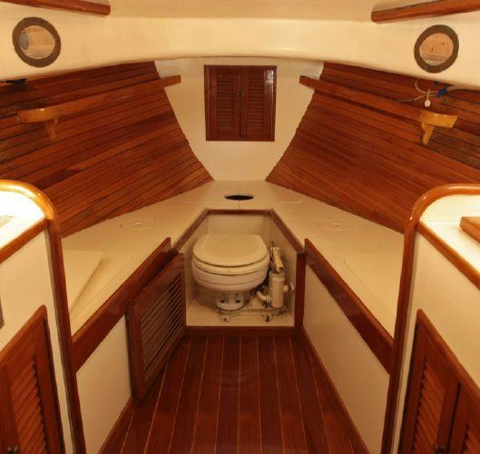 25' Jarvis Newman Friendship Sloop 1983 For Sale