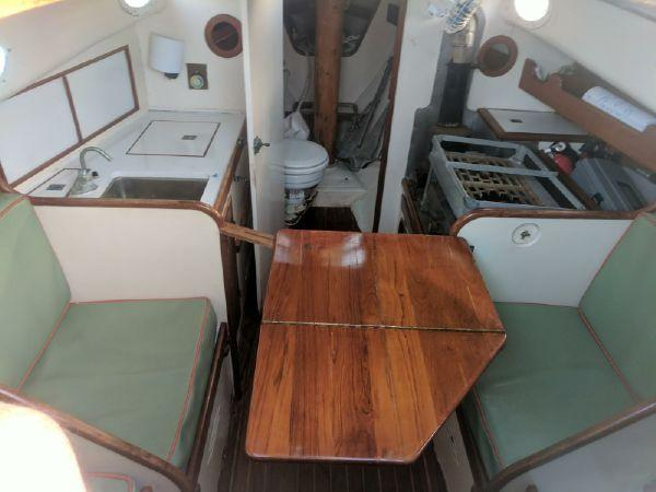 25' Jarvis Newman Friendship Sloop For Sale