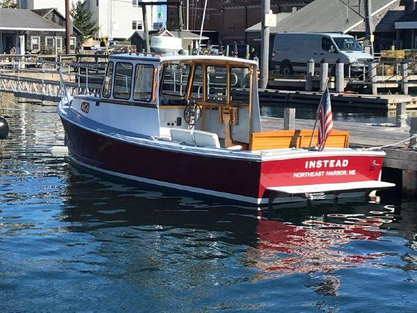 25' Terry Jason - T Jason Downeast Yacht For Sale