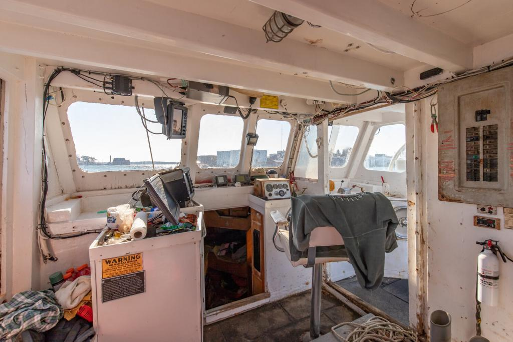 41' Offshore Lobster Boat For Sale