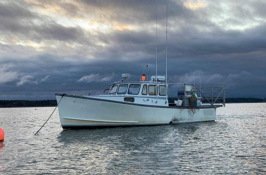 37' Repco Lobster Boat For Sale