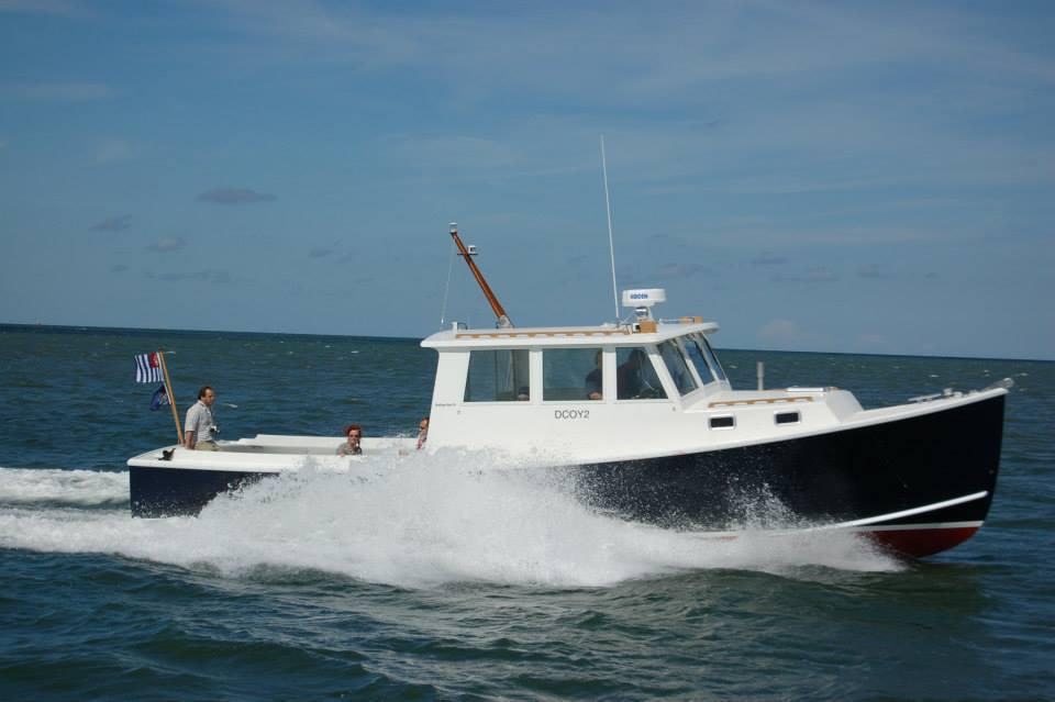 38' Northern Bay Downeast Yachts - New Build Boats For Sale