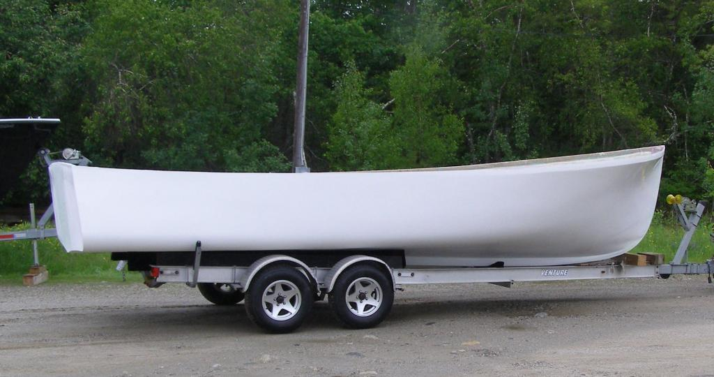 26' Northern Bay Boats - New Hulls & Molded Tops - Kit Boats For Sale