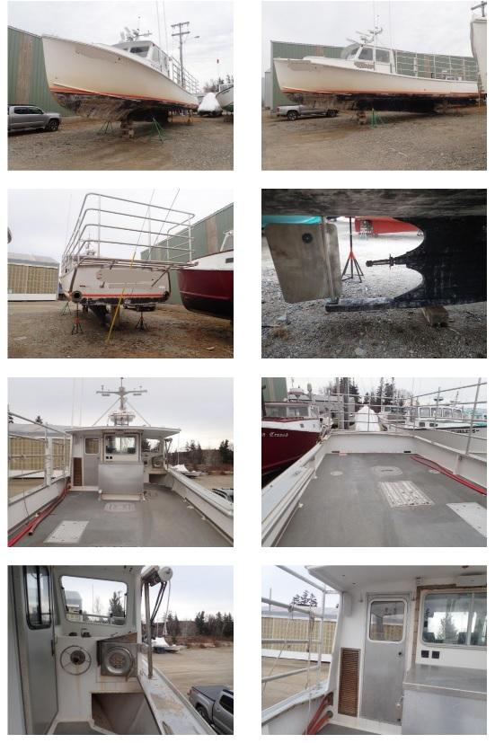 46' Duffy Lobster Boat For Sale