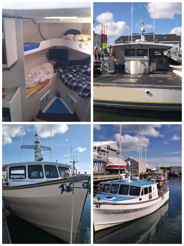45' Dixon Lobster Boat For Sale