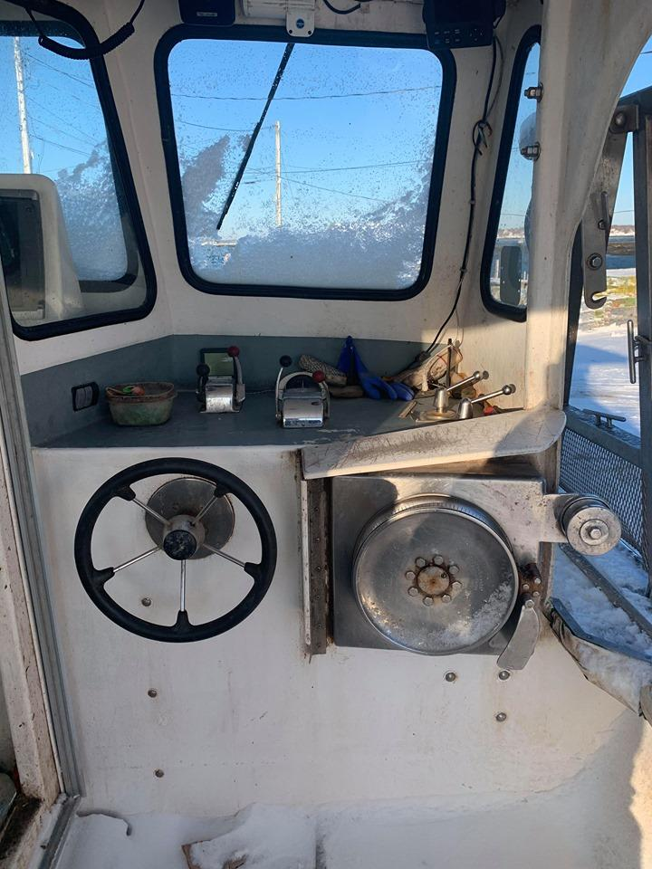 41' Libby Lobster Boat For Sale
