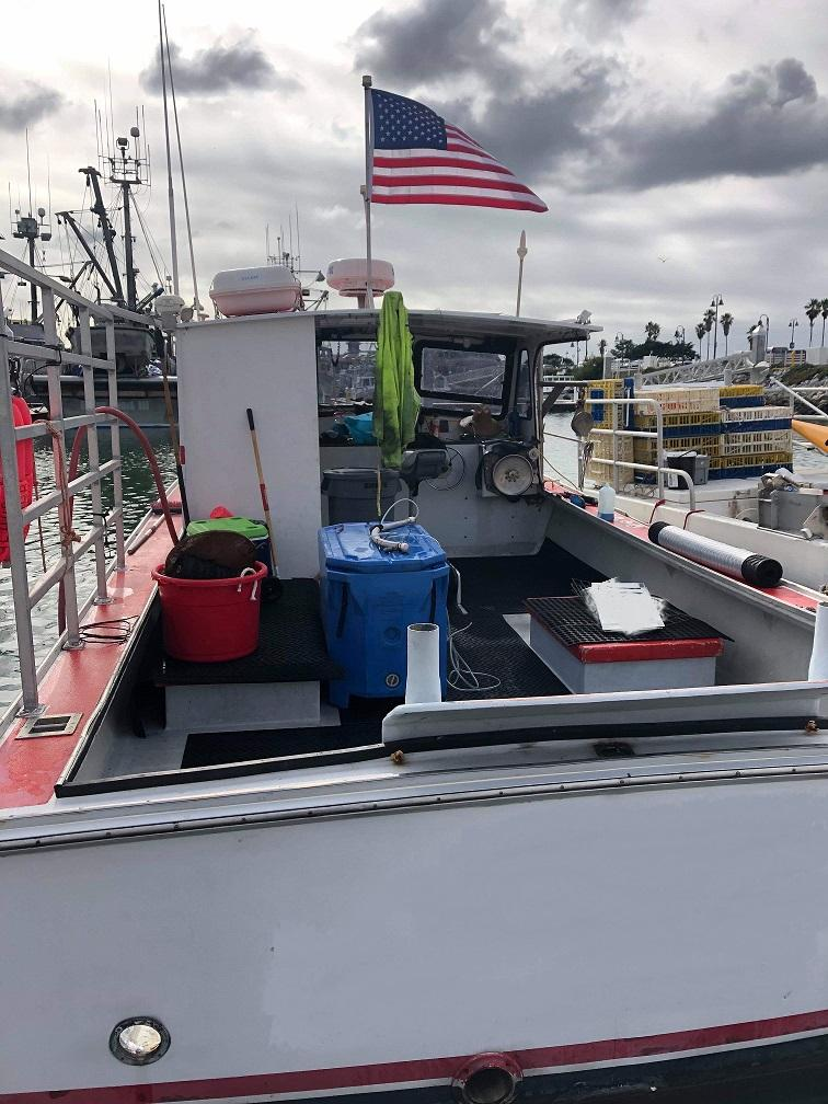 33' Crowley Beal Lobster Boat For Sale