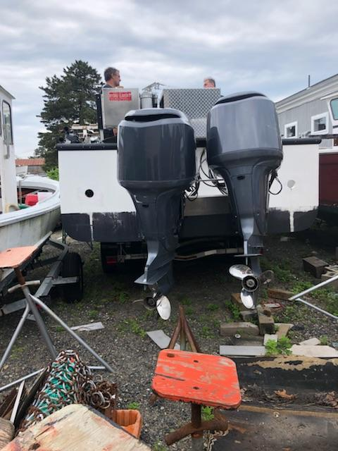 30' Atkinson Novi Lobster Boat For Sale