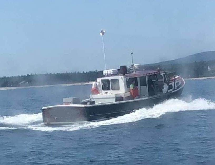 38' Poland Lobster Boat For Sale