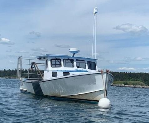 36' Crowley Beal 1995 Lobster Boat For Sale