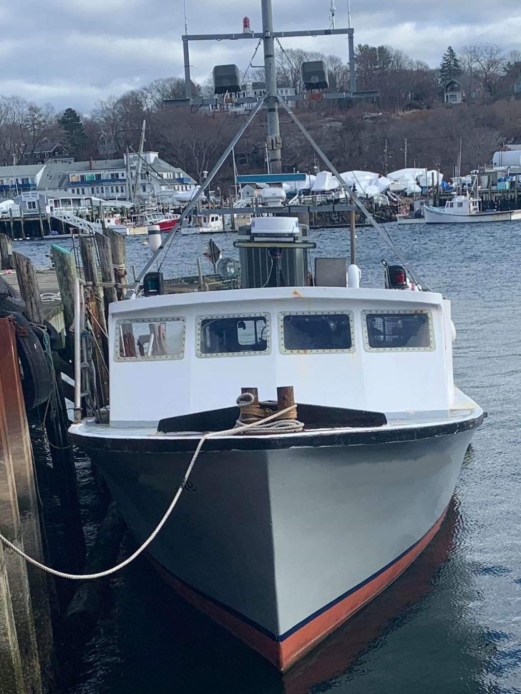 65' DMR Offshore Lobster Boat For Sale