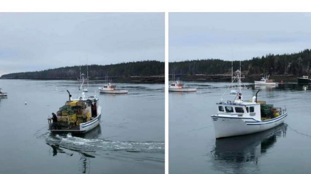 37' Wedgeport Novi Lobster Boat For Sale
