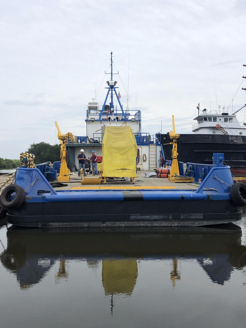 135' Offshore Supply Vessel 1200 HP - Fully Certified - For Sale