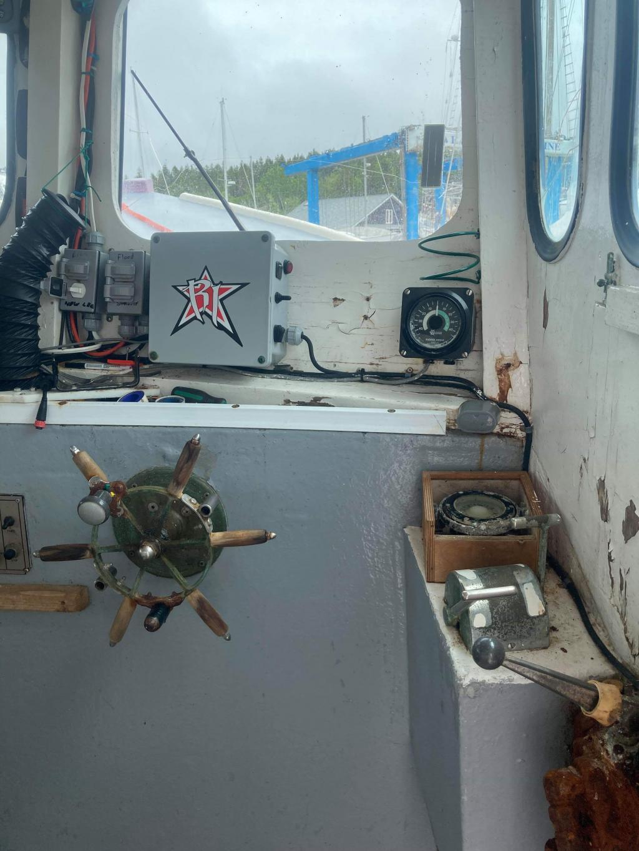 38' Hubby Novi Lobster Boat For Sale