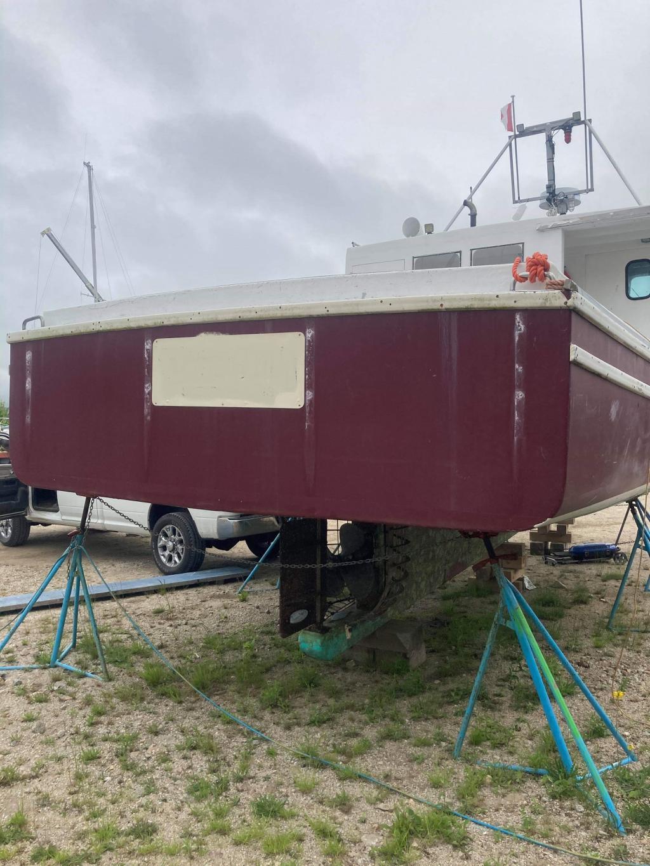 38' Hubby Novi Lobster Boat For Sale38' Hubby Novi Lobster Boat For Sale
