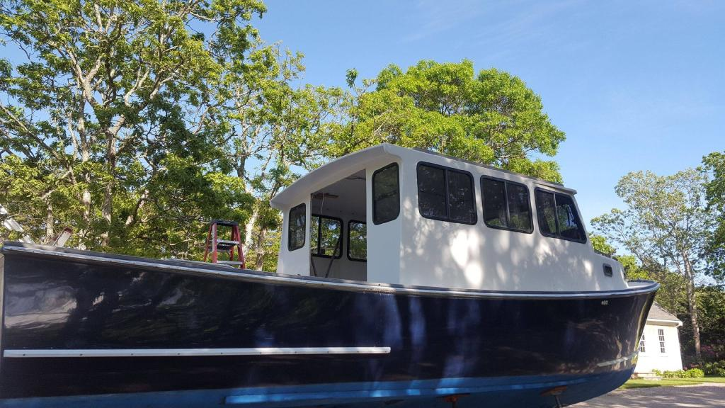36' Northern Bay Lobster Boat For Sale