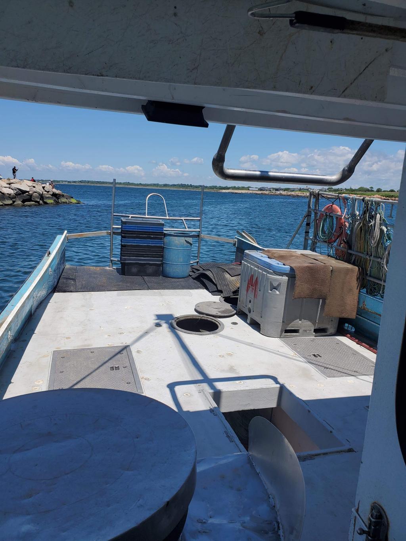 44' Atkinson Novi Lobster Boat For Sale