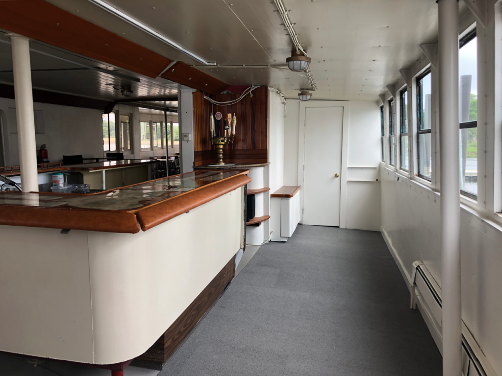 84' USCG Inspected Passenger Excursion Dinner Vessel For Sale