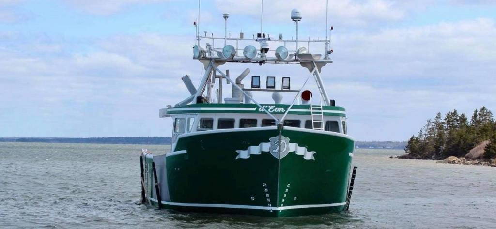 50' Rhino Offshore Lobster Dragger Longliner For Sale