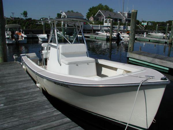 22' General Marine Center Console WANTED