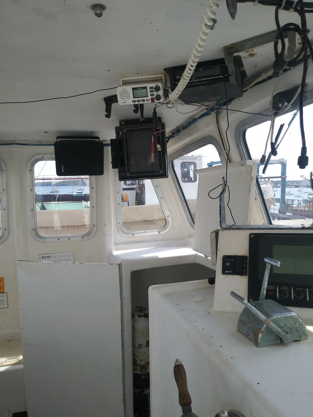 38' South Shore Lobster Boat For Sale