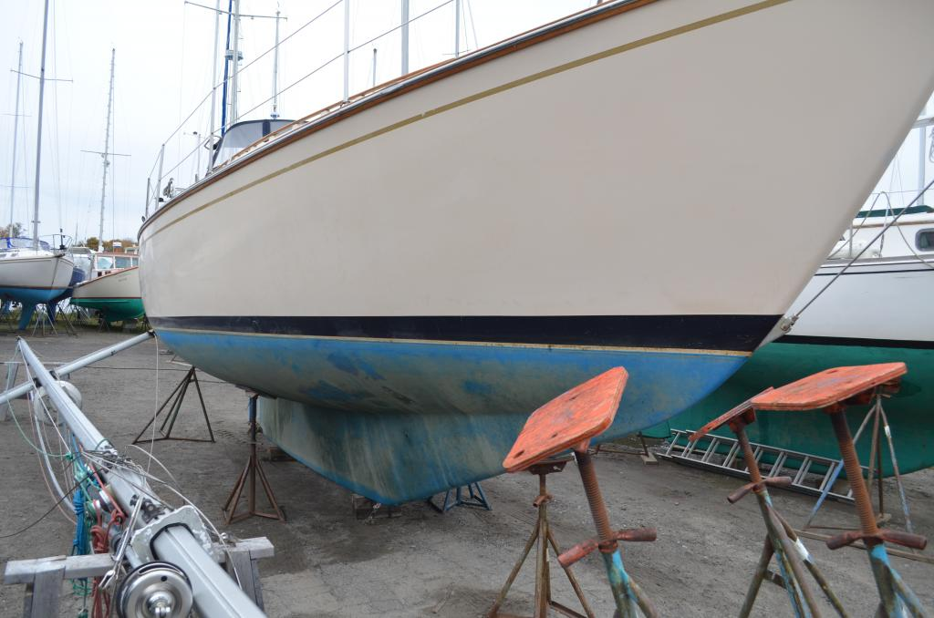 35' Island Packet IP32 For Sale in Maine