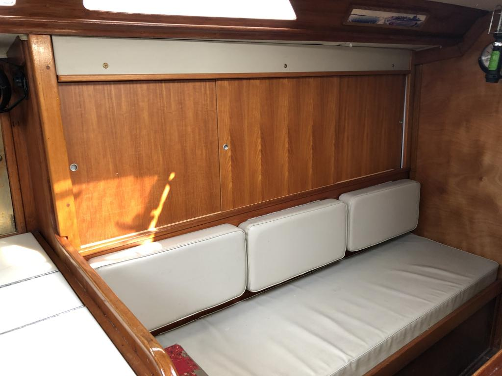 40' Peterson New York 40 Sloop For Sale