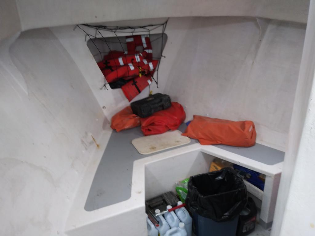 35' RP Willis Beal Lobster Boat w 550 hp John Deere For Sale