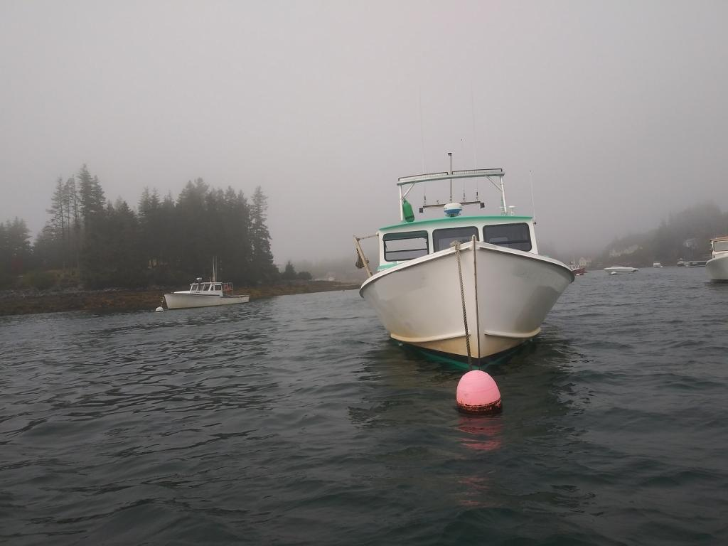35' Young Brothers Lobster Boat For Sale