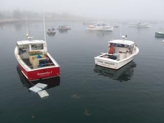 26' Webbers Cove Lobster Boat For Sale
