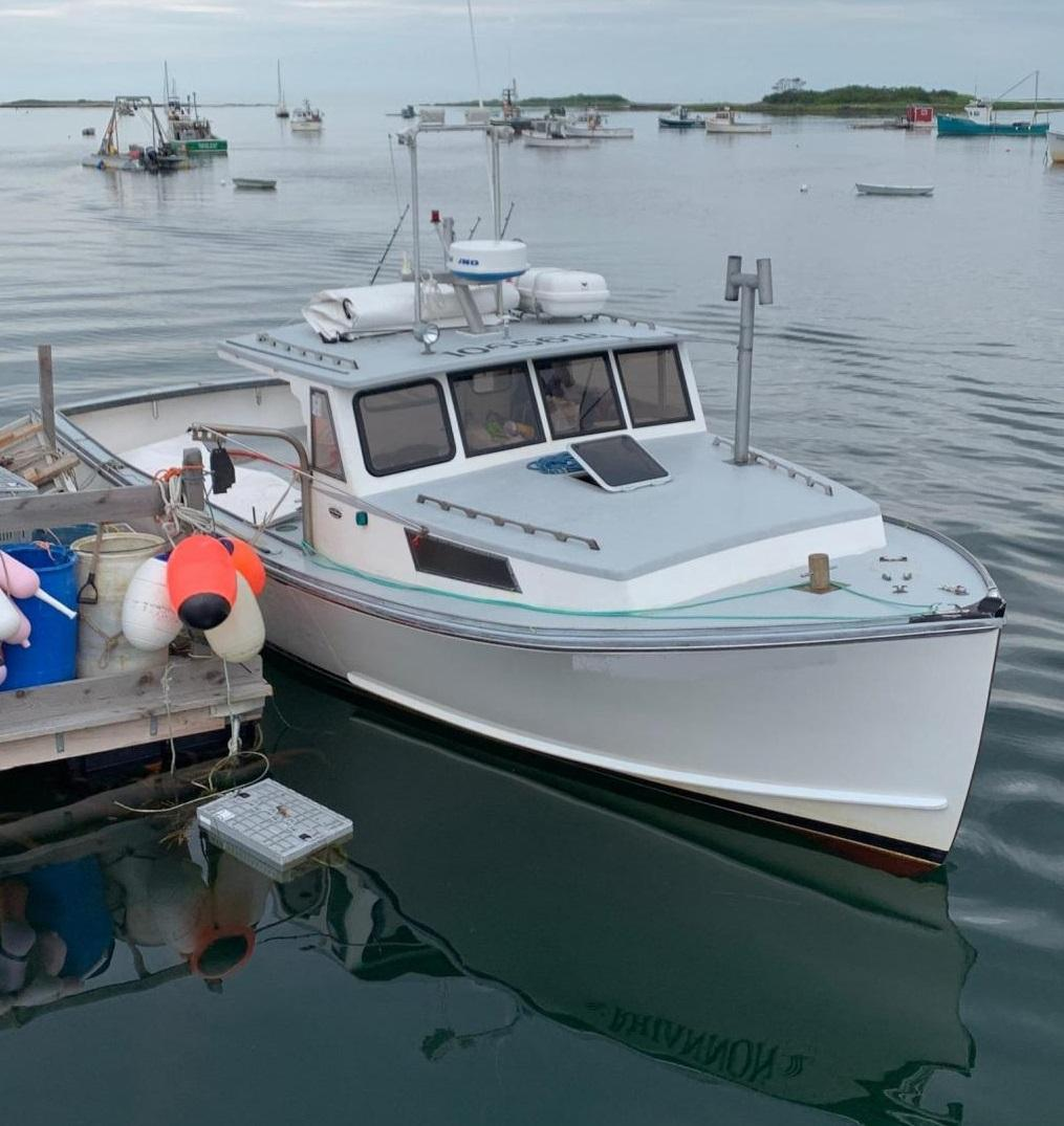 35' Mitchell Cove Lobster Boat 1999 For Sale