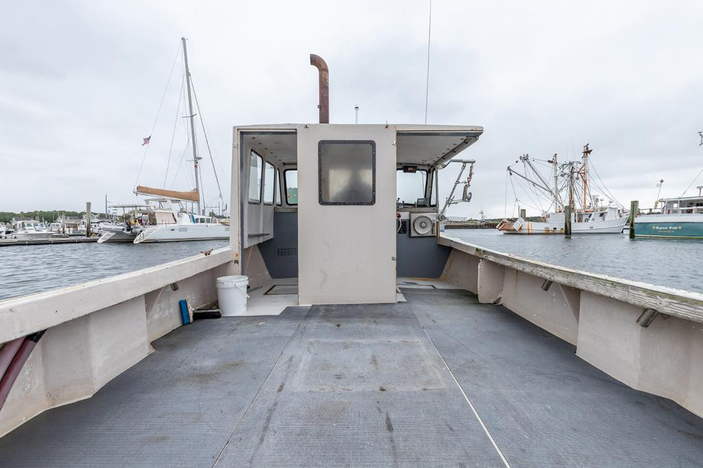 32' BHM Lobster Boat 1984 For Sale