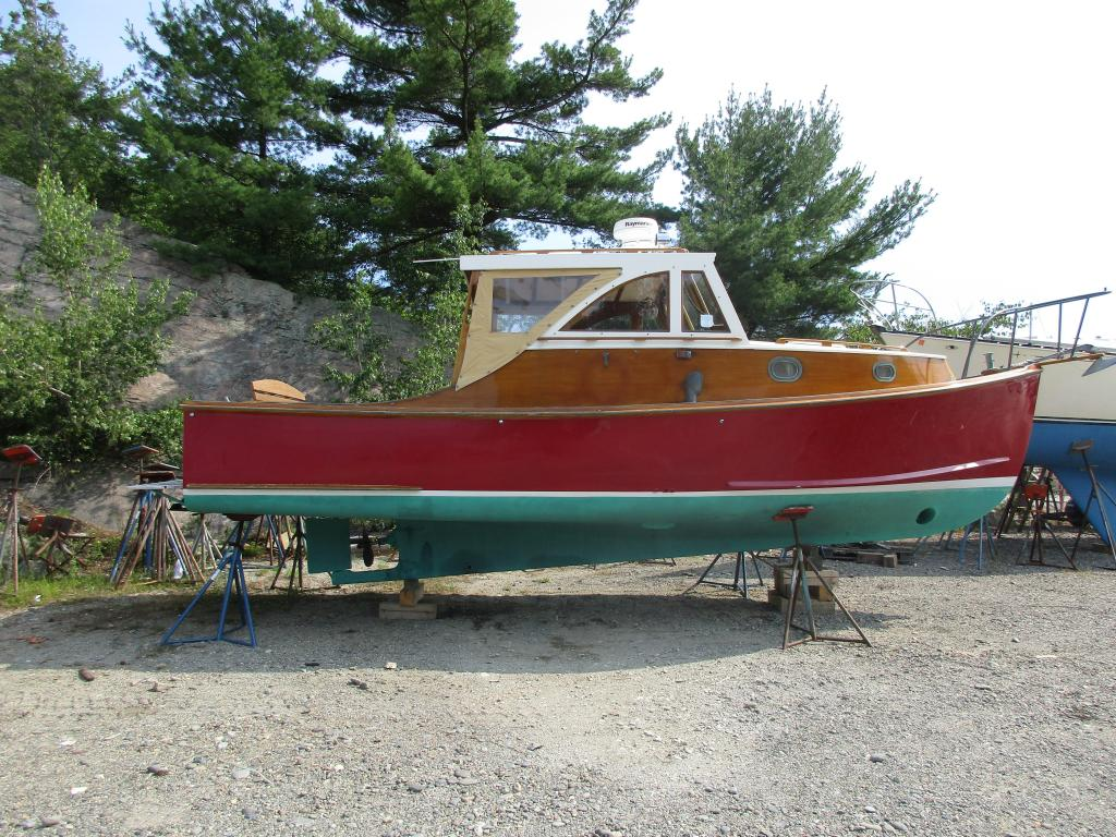 For Sale - 1988 28' Stanley Downeast Yacht