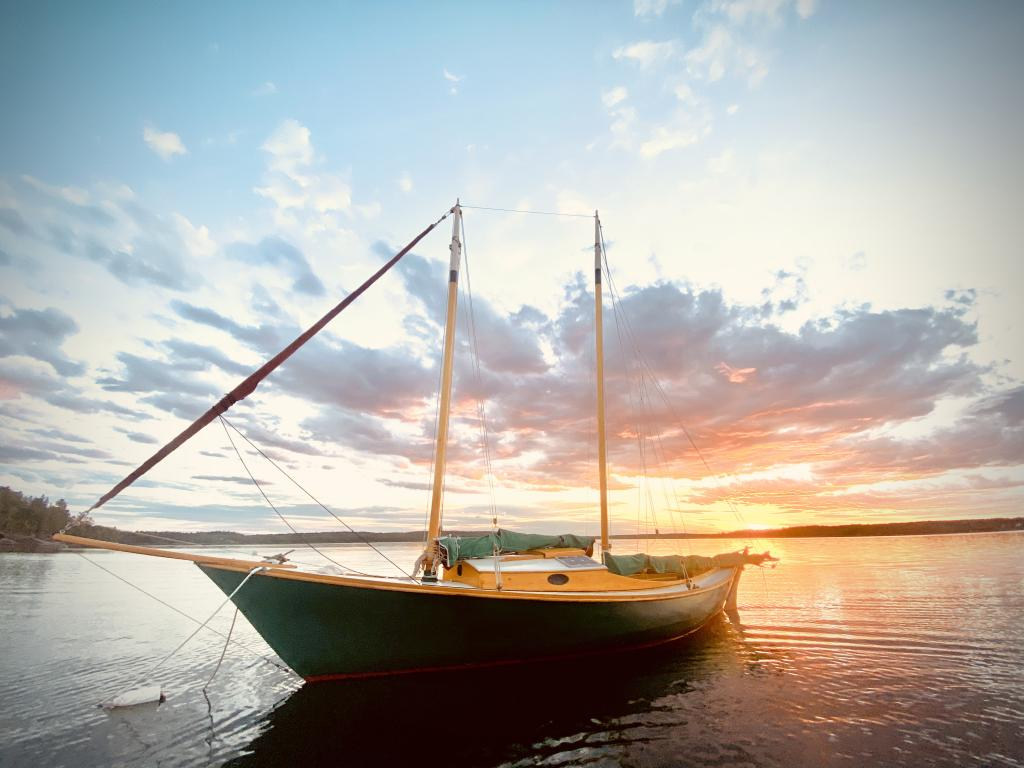 25 Tancook Schooner For Sale